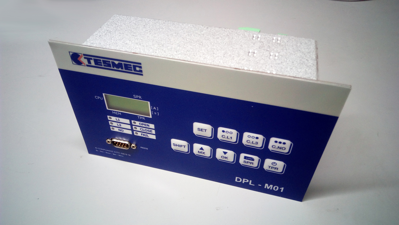 Tesmec DPL-M01 Overcurrent Protection Relay