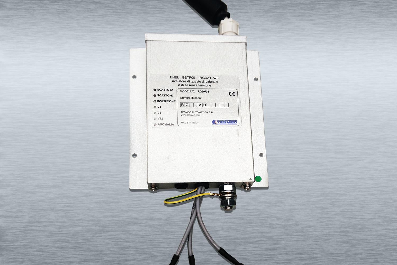 Tesmec RGDAT-A 70/C Indoor directional Fault Passage Indicator