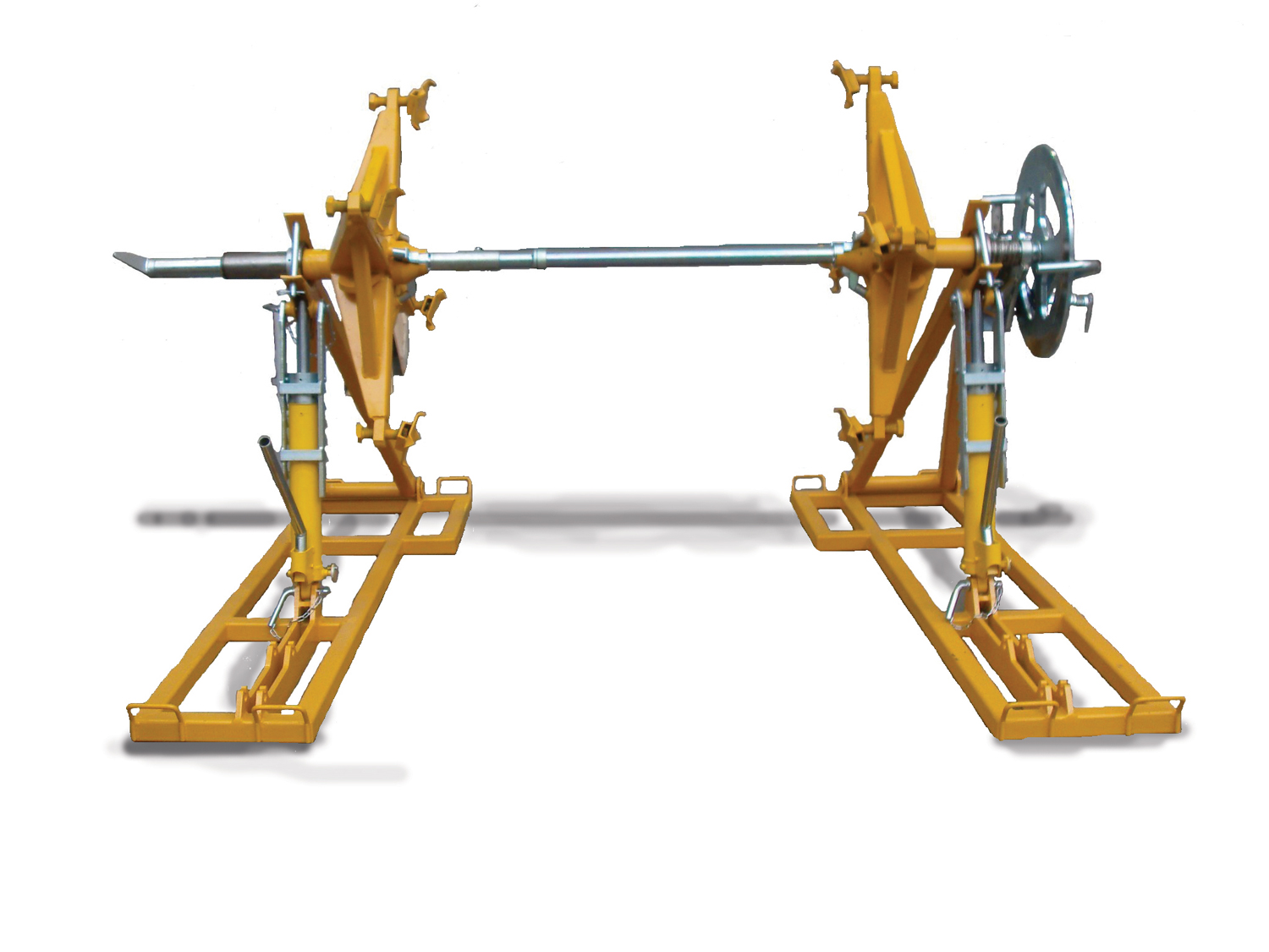Tesmec Stringing Reel Winder