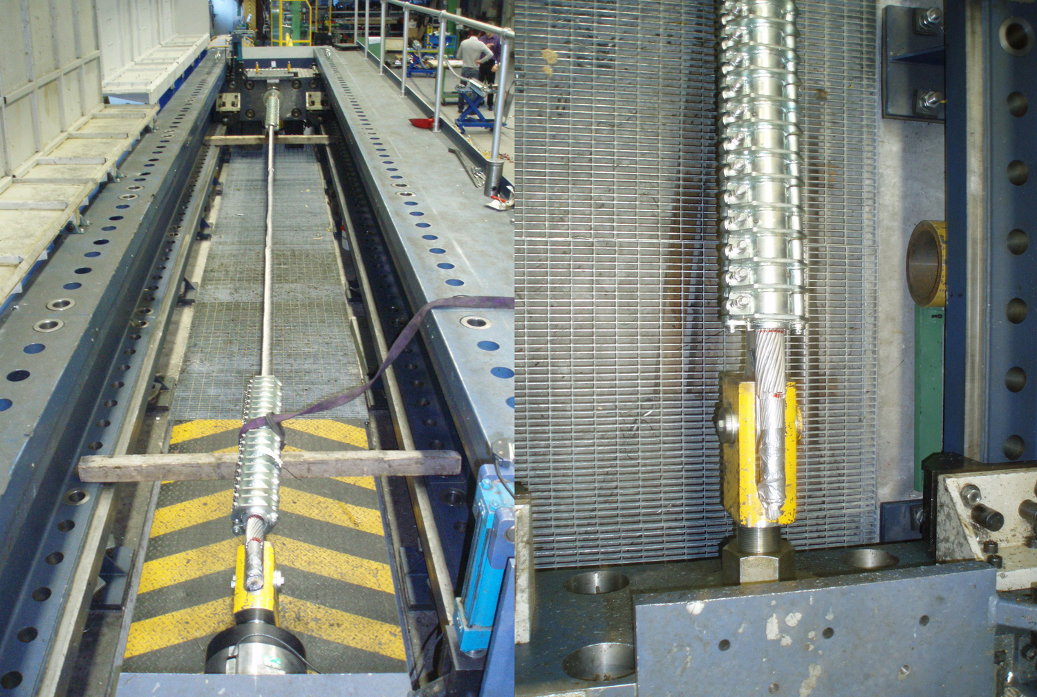 A complete range of accessories and tools for overhead stringing by Tesmec
