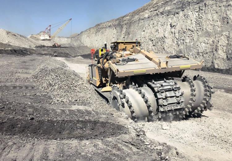 surface mining technology