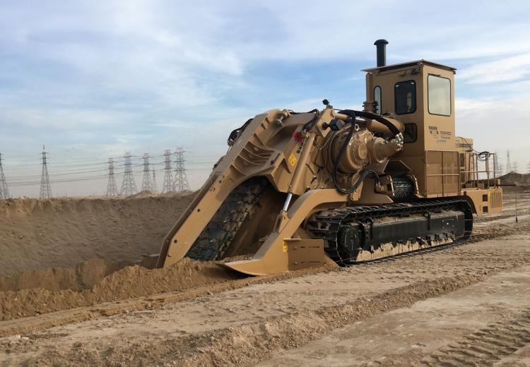 why using a trencher