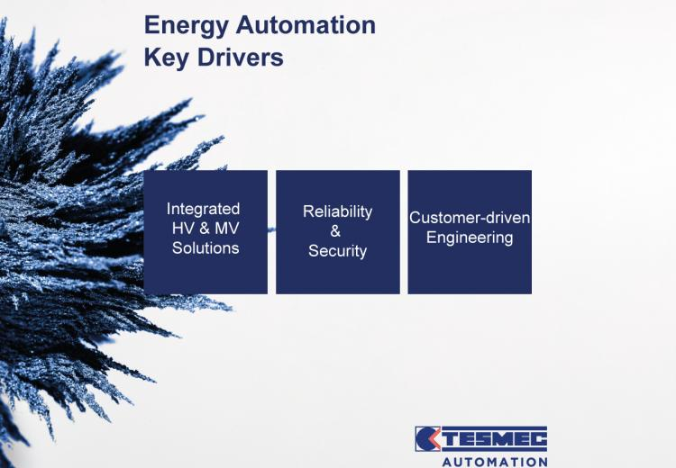 energy automation key drivers
