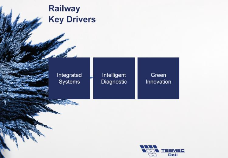 Railway Key Drivers