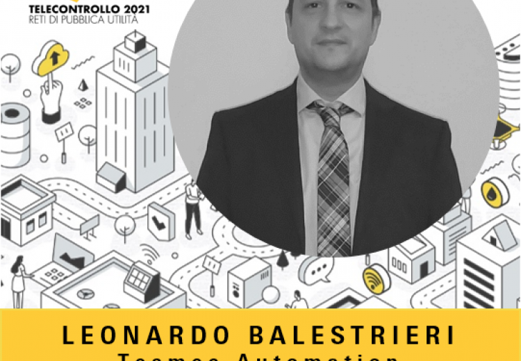 Leonardo Balestrieri, Tesmec Automation Engineering Manager